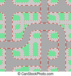 Race Track Background - Race track background. Tileable...