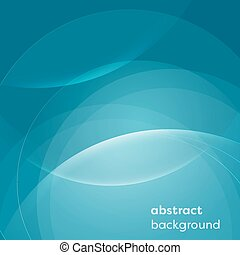Abstract vector blue bacgkround.