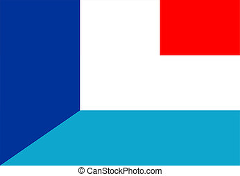 france luxembourg flag - france luxembourg neighbour...