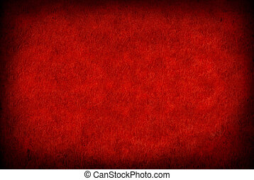 Red Grunge Paper - Grunge paper background, in red tone....