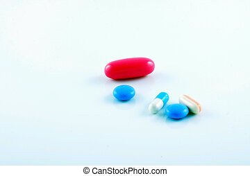 Pills and capsules