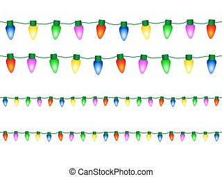 Decorative Christmas Lights - Decorative christmas lights...