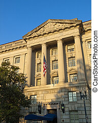 Department of Commerce Building, Washington DC