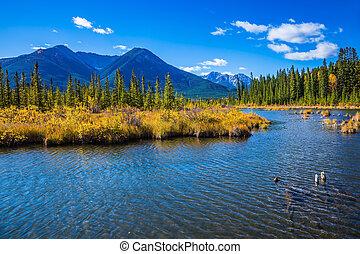 Lakes Vermilion - Concept of active tourism and ecotourism....