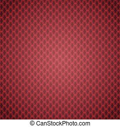 Background with Rhombus Net