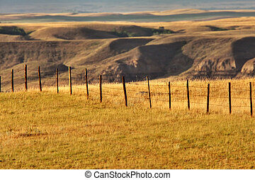 Big Muddy Valley of Saskatchewan