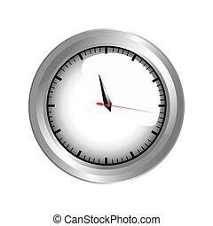 color sticker mileage icon, vector illustraction deign image