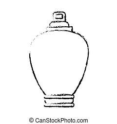 perfume bottle icon image