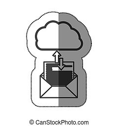cloud hosting data downloading and uploading documents,...