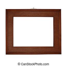 Wooden frame