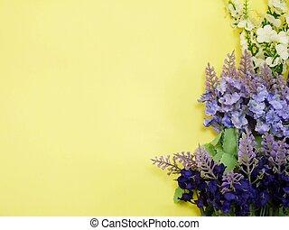 淡紫色, 結構, 紙, 地方, 空白, 你