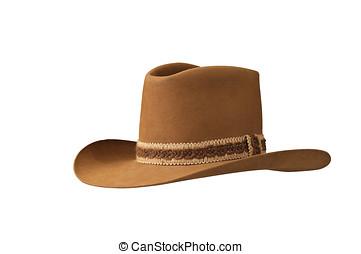 Traditional American cowboy hat - American cowboy hat...