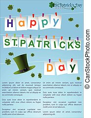 Abstrackt of St.Patrick's Day. - Abstrackt of St.Patrick's...