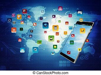 Smart Phone Application