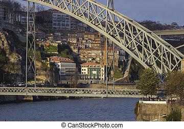 D. Luis bridge