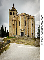 Santa Maria della Rocca - Church Santa Maria della Rocca in...