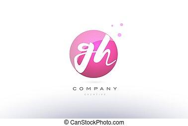 rosa, G, H, mano, esfera, escrito, carta, alfabeto,...