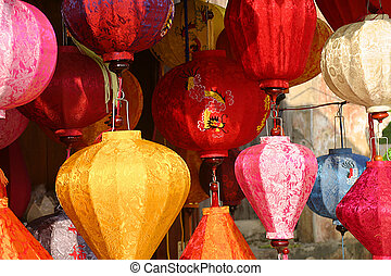 Chinese Lanterns - Chinese lanterns