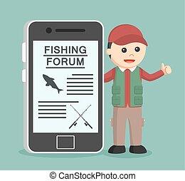 fisher man fishing forum