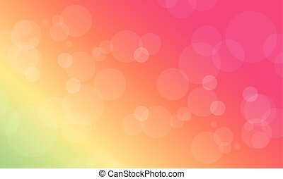 Colorful abstract background collection stock