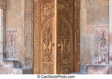 Ancient Door 3