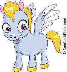 Pegasus - Young Pegasus