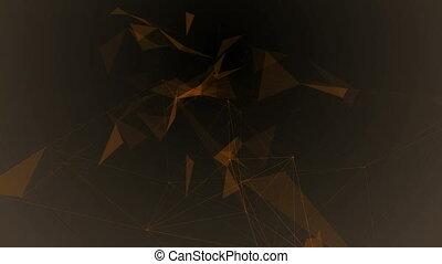 """""""Plexus network abstract technology """" - """"Plexus network..."""