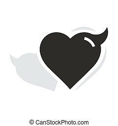 Two Heart of Devil love