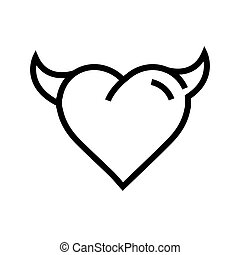 Devil Heart icon
