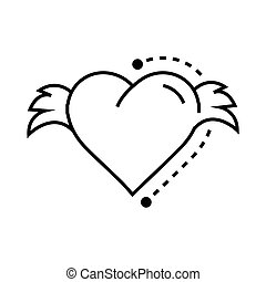 Icon Hearts wings