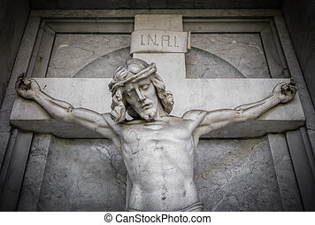 Crucifixion of Christ - The suffering of Jesus Christ...