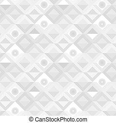 Abstract geometric pattern. - Seamless monochrome geometric...