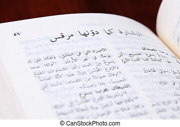 Gospel of Mark in Arabic