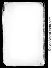 "Grungy paper sheets matte layer. Useful for overlays or ""as..."