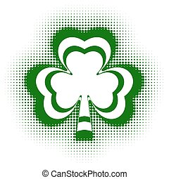 Happy St. Patricks day, vector illustration
