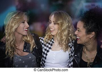 Three best friends since always