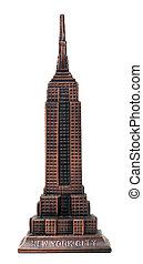 miniature Empire State Building - New York City souvenir, a...