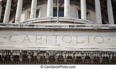 Capitol in Havana - Capitol building in Havana at sunny day