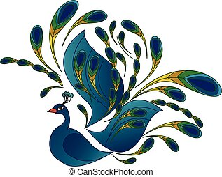 peacock4.eps