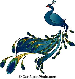 peacock3.eps