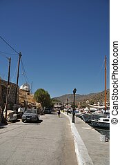 Kalymnos island - gorgeous scene in Kalymnos island, Greece