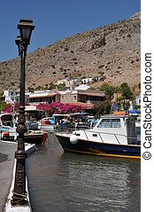 Kalymnos island - gorgeous greek scene in Kalymnos island...