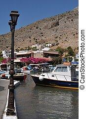 Kalymnos island - gorgeous greek scene in Kalymnos island...