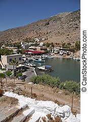 Kalymnos island - beautiful scene in Kalymnos island, Greece
