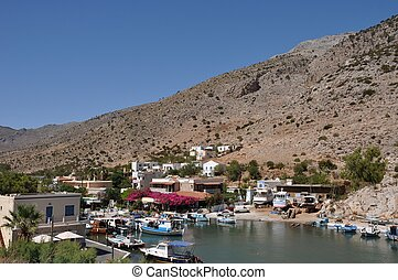 Kalymnos island - beautiful greek island in Kalymnos, Greece