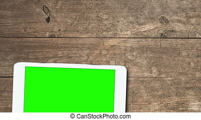 Mobile Devices Greenscreen - animation of mobile devices...