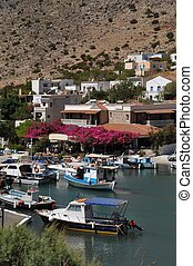 Kalymnos island - beautiful greek island in Kalymnos, Greece...