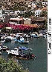 Kalymnos island - beautiful greek island in Kalymnos, Greece...