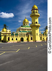 Sultan Alaeddin Mosque, Malaysia - Over a century old Sultan...