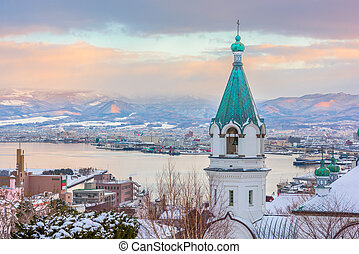 Hakodate Japan Church - Hakodate, Japan orthodox church and...